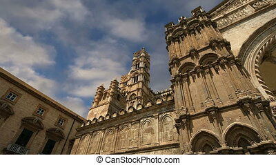 Cathedral of Palermo, Sicily,Italy - The Cathedral of...