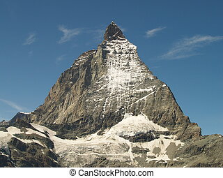 Matterhorn swiss - matterhorn in swiss