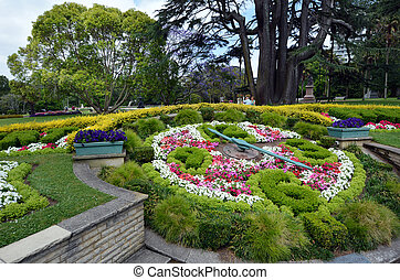 Albert park - Auckland New Zealand - AUCKLAND - JAN 09...