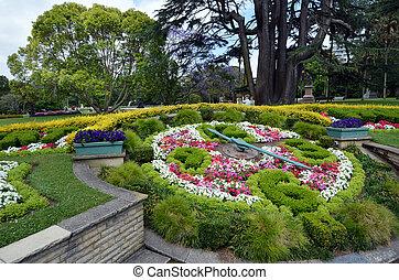 Albert park - Auckland New Zealand - AUCKLAND - JAN 09...
