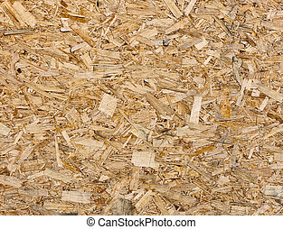 Oriented strand board (OSB) texture