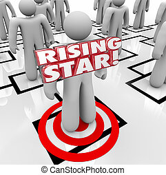 Rising Star Worker Employee Organization Chart Special Best Top