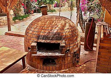 Brick Oven in Egyp Badawya