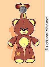 soft toy teddy