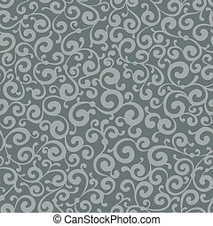 Seamless antique wallpaper