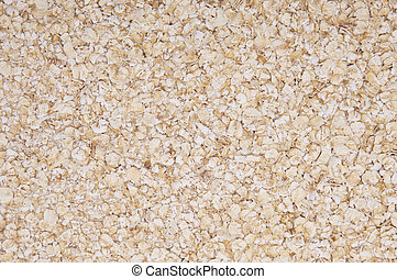 Rolled Oats Background - Oatmeal, rolled oats health food...