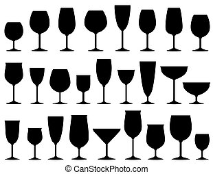 set of isolated glasses