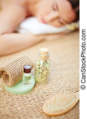 Bodycare products - Cosmetic objects for body care