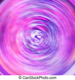 Spinning Tie Dye Background.