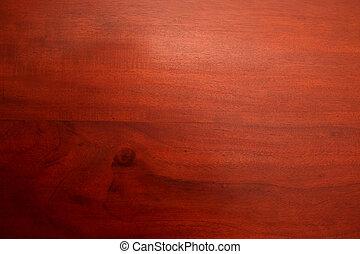 caoba, de madera, superficie,