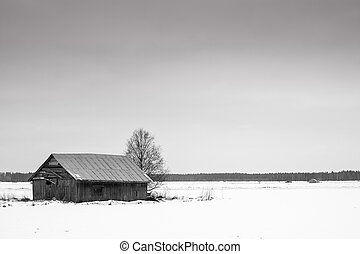 Coldness Of February - February is a cold month up in the...