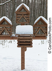 Bird feeders - Bird feeders