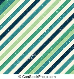 Abstract Striped Background - An abstract striped vector...