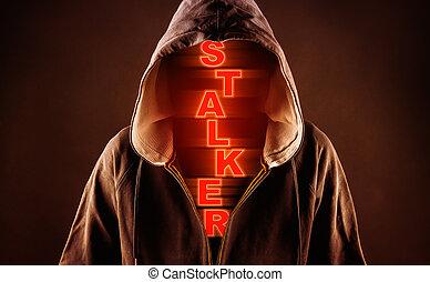 stalker - picture of a stalker