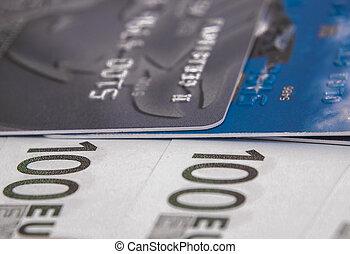 Cartões, crédito