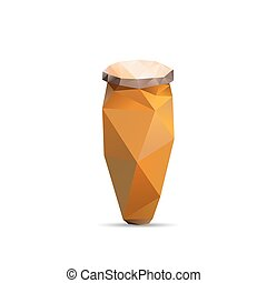 Drum isolated on a white backgrounds