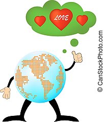 Love peace romance, love heart, finding love solution