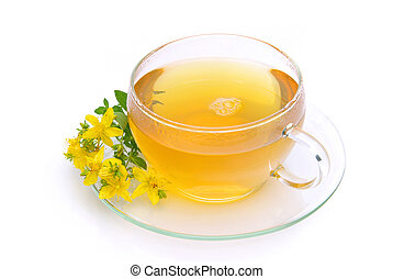 tea St Johns wort 05