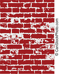 Breck texture - Stone texture. Vector illustration.