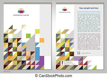business brochure - Color Brochure for your business -...