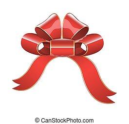 Celebration Gift Ribbon Bow
