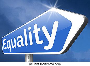 igualdad,