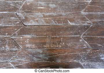 Old wooden planks.