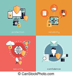 Information Security Flat - Information security design...