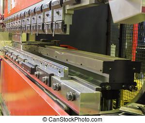 press brake - modern press brake in manufacturing