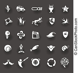 Iconic - Design Elements - A collection of Design graphic...