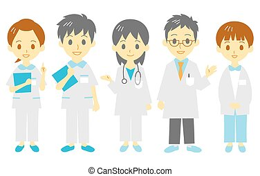 medical staff vector clipart eps images 3 629 medical Free Medical Graphics Clip Art Medical Office Clip Art Free