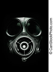 Gas Mask S10 - UK S10 Armed Forces Gas Mask