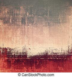 retro, texture., à, différent, couleur, patterns:, gray;,...