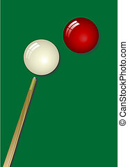 Snooker design Available in jpeg and eps8 formats