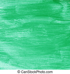 Surface covered with oil paint - Surface covered with a thin...