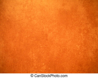 Orange Dappled Background - Great for Halloween or...