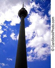 Fernsehturm tower, Berlin