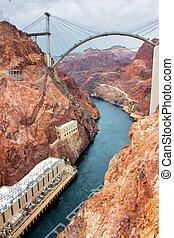 Colorado River Hoover Dam