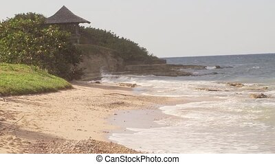 Caribbean Sea tropical vacation - Tropical Caribbean sea...