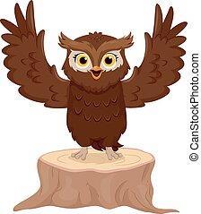 Owl Speech