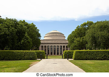 Massachusetts Institute of Technology in Boston, MA