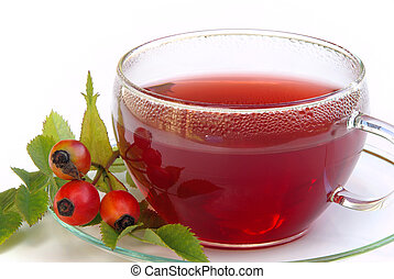 rose hip tea 05