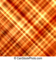 Orange and yellow color pixels diagonal mosaic background.