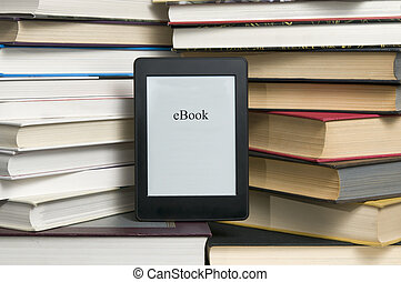 Text book and ereader