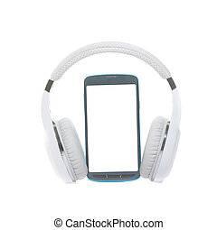 cellphone with wireless headphones - Creative cellphone with...