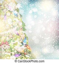 Christmas background. EPS 10 - Christmas background of...
