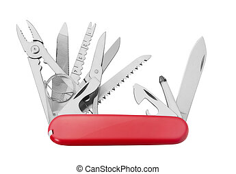 Red Army Knife multi-tool
