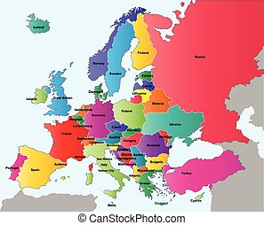 Europe country