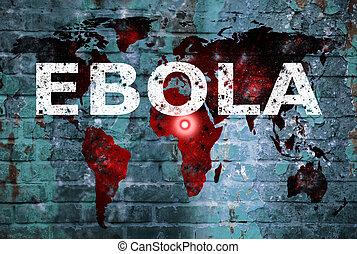 Ebola, fundo,