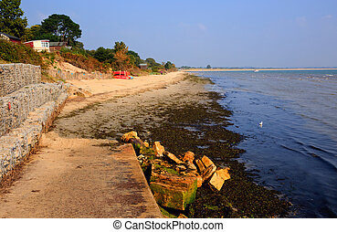 Middle beach Studland UK Dorset - Studland middle beach...